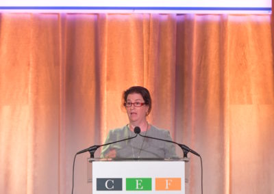 CEF Executive Director Sheryl Cohen