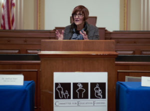 Legislative Conference Keynote Speaker, Representative Rosa DeLauro (D-CT)
